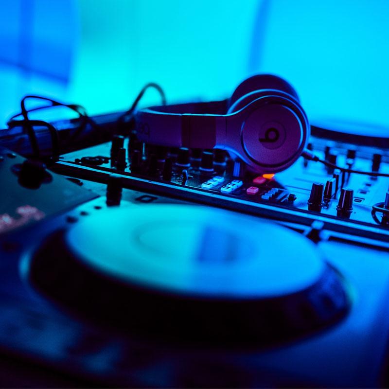 studio registrazione music production dj